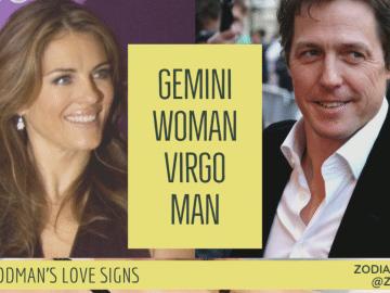 Gemini Woman Virgo Man Compatibility LINDA GOODMAN ZODIACREADS