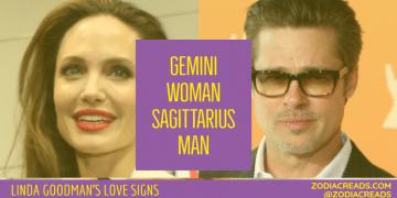 Gemini Woman Sagittarius Man Compatibility LINDA GOODMAN ZODIACREADS