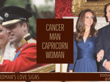 Cancer Man and Capricorn Woman Compatibility LINDA GOODMAN ZODIACREADS