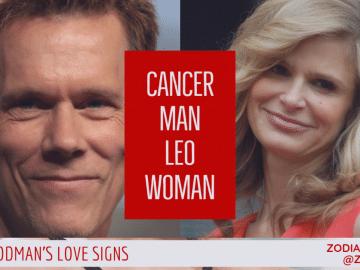 Cancer Man Leo Woman Compatibility LINDA GOODMAN ZODIACREADS