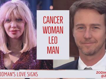 Cancer Woman Leo Man Compatibility LINDA GOODMAN ZODIACREADS
