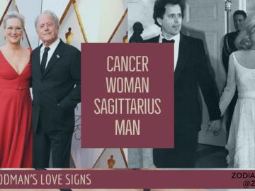 Cancer Woman and Sagittarius Man Compatibility LINDA GOODMAN ZODIACREADS