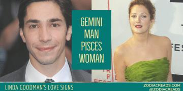 Gemini Man Pisces Woman Compatibility LINDA GOODMAN ZODIACREADS