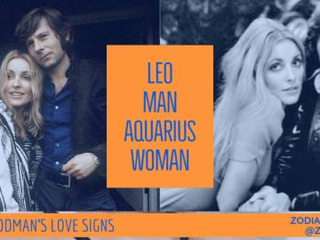 Leo Man and Aquarius Woman Compatibility LINDA GOODMAN ZODIACREADS