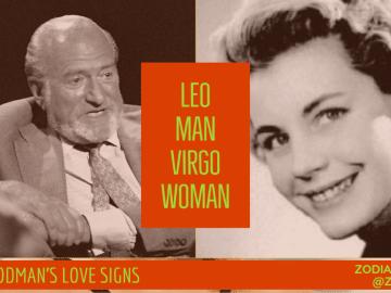 Leo Man and Virgo Woman Compatibility LINDA GOODMAN ZODIACREADS