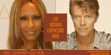 Leo Woman and Capricorn Man Compatibility LINDA GOODMAN ZODIACREADS