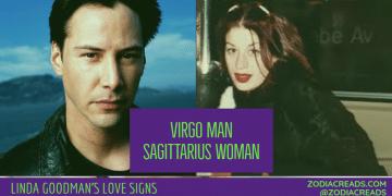 Virgo Man and Sagittarius Woman Compatibility LINDA GOODMAN ZODIACREADS