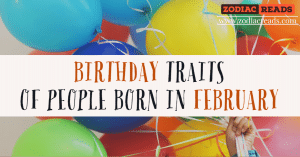 Born In February Zodiacreads