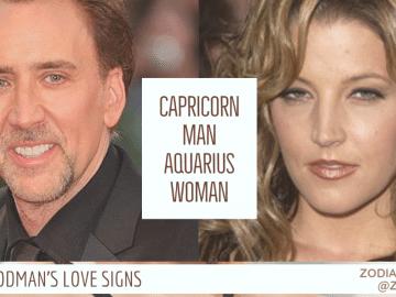 Capricorn Man and Aquarius Woman Compatibility LINDA GOODMAN ZODIACREADS