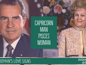 Capricorn Man and Pisces Woman Compatibility LINDA GOODMAN ZODIACREADS