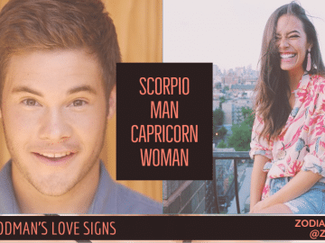Scorpio Man and Capricorn Woman Compatibility LINDA GOODMAN ZODIACREADS