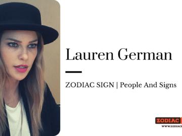 Lauren German Zodiac