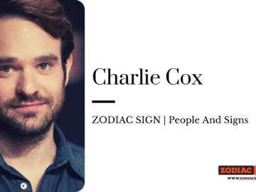 Charlie Cox zodiac
