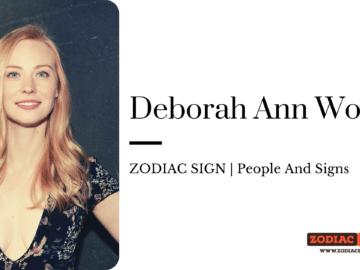 Deborah Ann Woll zodiac