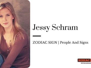 Jessy Schram Zodiac