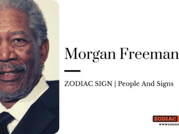 Morgan Freeman zodiac