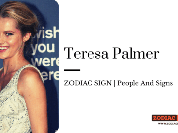 Teresa Palmer Zodiac