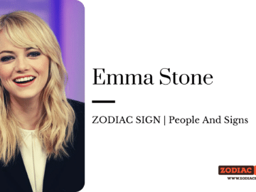Emma Stone zodiac