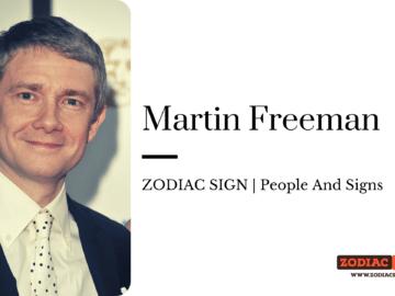 Martin Freeman zodiac