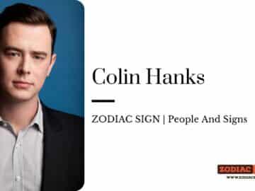 Colin Hanks zodiac