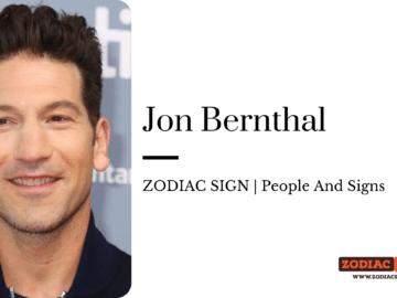 Jon Bernthal zodiac