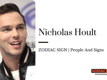 Nicholas Hoult zodiac