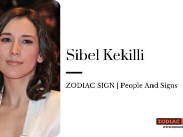 Sibel Kekilli zodiac