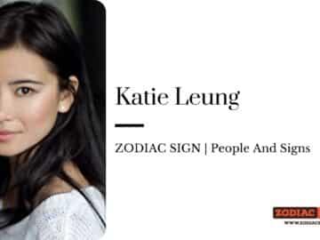 Katie Leung zodiac