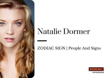 Natalie Dormer zodiac