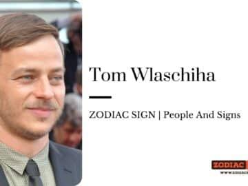 Tom Wlaschiha zodiac
