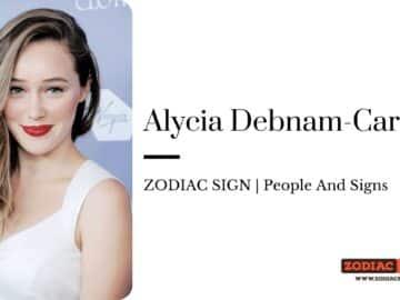 Alycia Debnam-Carey zodiac