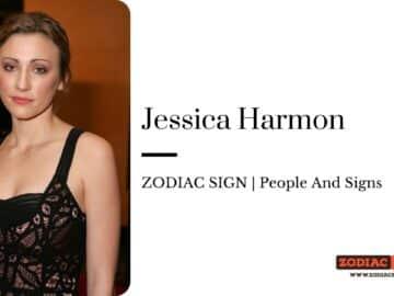 Jessica Harmon zodiac