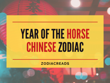 Year of The Horse Chinese Zodiac Sign Zodiacreads