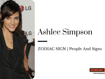 Ashlee Simpson zodiac