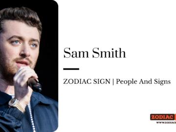 Sam Smith zodiac